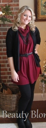 Cute and Cozy Christmas Clothes