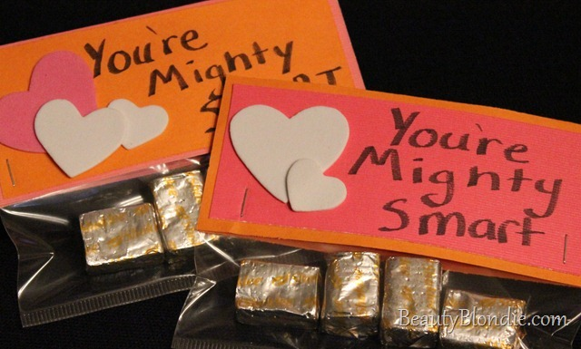 Shaklee Kids Mighty Smart Valentines