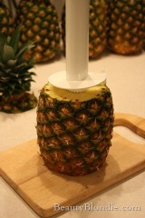 How To Cut Up Pineapple Without theMess!