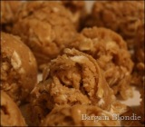 Peanut Butter ProteinBalls
